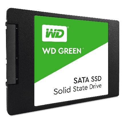 SSD 240GB WD GREEN WDS240G2G0A, SATA3 R545Mb/s W465Mb/s, фото 2