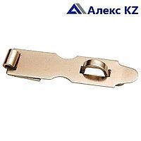 Накладка дверная НД (L-105 мм) цинк
