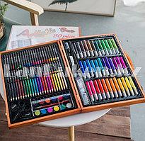 Набор для рисования Artistic Set 150 pieces фломастеры мелки карандаши краски 502