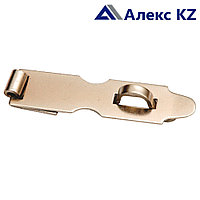 Накладка дверная НД1 (L-125 мм) цинк