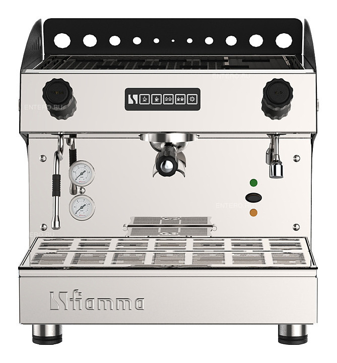 Кофемашина FIAMMA Caravel 2 CV Compact TC