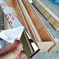 12*30 Профиль для декорирования мебели хром, 305 см, фото 1