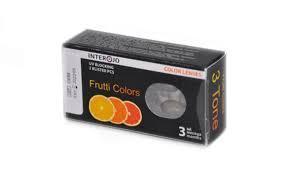 Цветные линзы Frutty Colors 1,2,3 tone