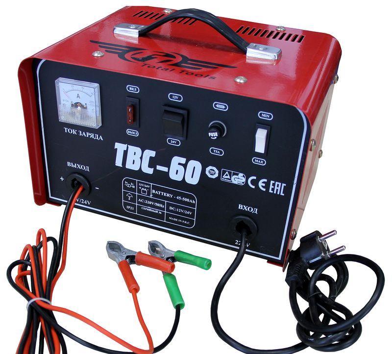 Устройство зарядное TBC-60 TT