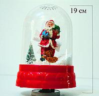 """Новогодний музыкальный сувенир """"Дед мороз"""" ZY-1218 D"""