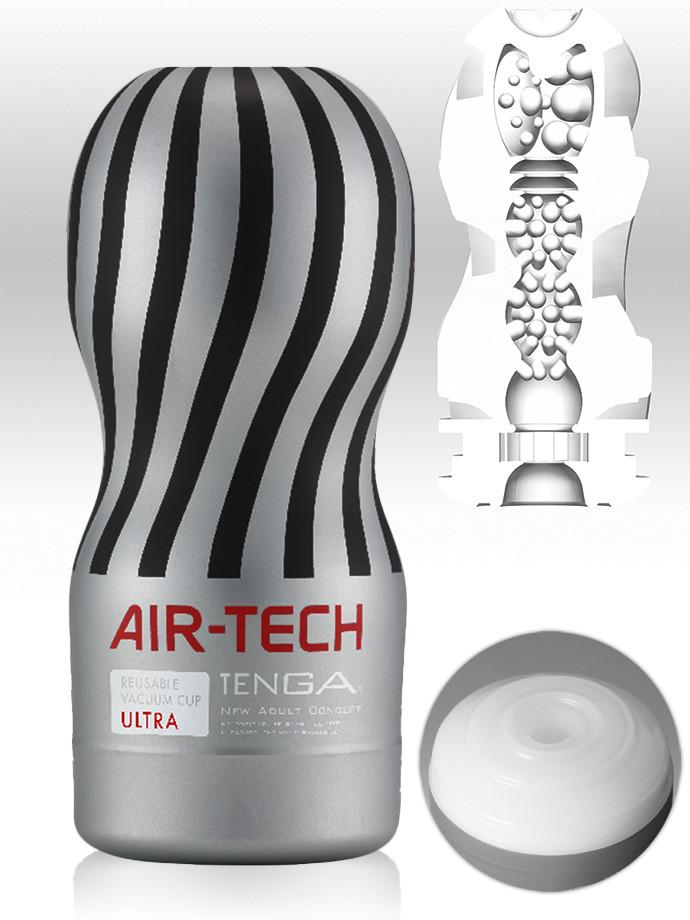 *TENGA Air-Tech VC Стимулятор Ultra Size, совместимый с вакуумной насадкой