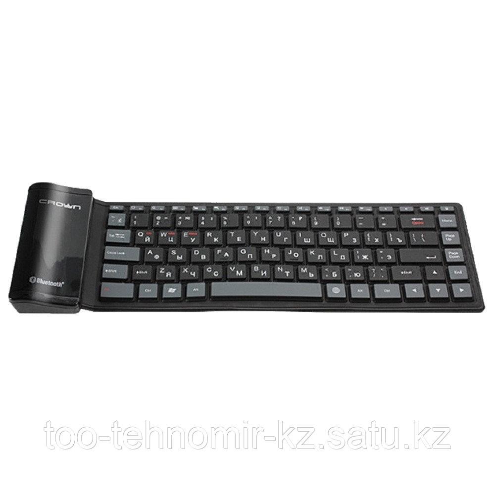 Клавиатура Crown CMK-6001 резиновая USB