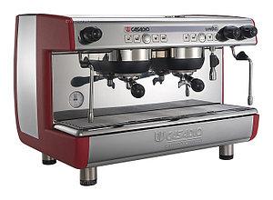 Кофемашина Casadio Undici S2 красная