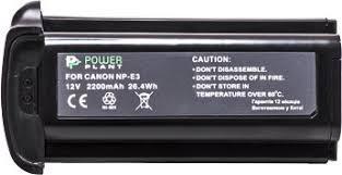 Аккумулятор PowerPlant Canon NP-E3 (2200 mAh)