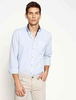 Мужская рубашка с классическим воротником, Koton
