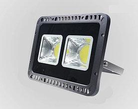 Светодиодный RGB прожектор FL-100W, 220V с ПДУ, IP66