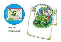 Детские электронные качели арт. 88917 FitchBaby