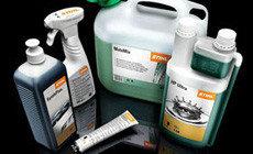 Масла, эксплуатационные жидкости, канистры и системы заправки