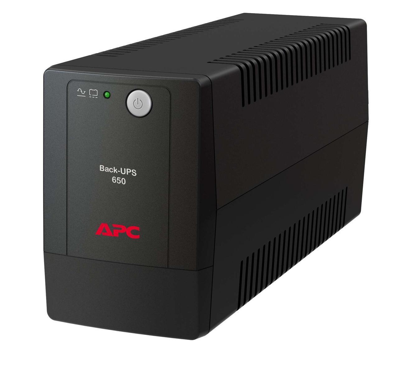 ИБП APC BX650LI-GR (BX650LI-GR)