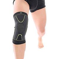 Фиксатор компрессионный для коленного сустава с ионами меди COPPER Fit