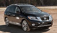 Защита картера и АКПП Nissan Pathfinder all 2012- R52