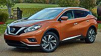 Защита картера и АКПП Nissan Murano all 2015- Z52