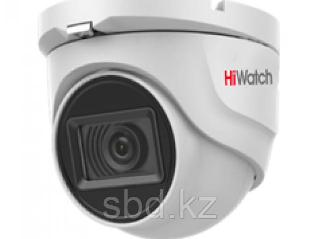Купольная HD-TVI видеокамера HiWatch DS-T803