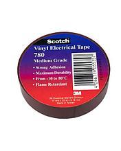 3М FE510091070 SCOTCH 780 лента черная 19 мм х 20м х 0,18мм TW