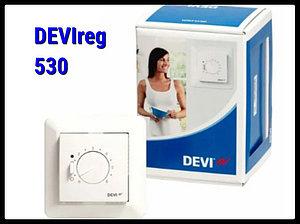 Электронный терморегулятор DEVIreg 530