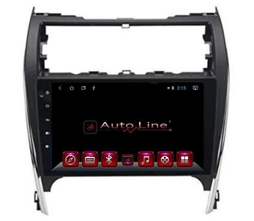 Автомагнитола AutoLine Toyota Camry 50 USA HD ЭКРАН 1024-600 ПРОЦЕССОР 8 ЯДЕР (OCTA CORE)