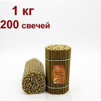 Свечи Восковые цена от 44 тенге за 1 шт  Длина свечи 185мм