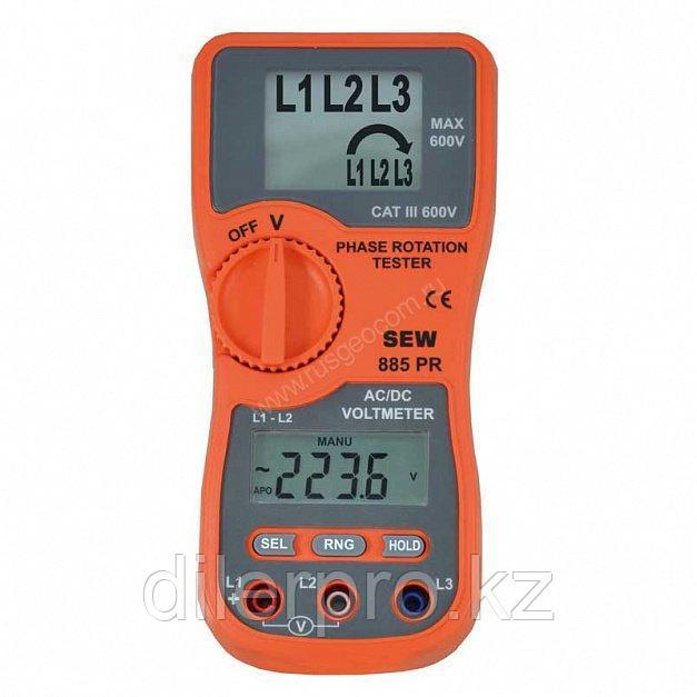 Измеритель параметров электрических сетей SEW 885 PR