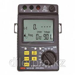 Измеритель параметров УЗО SEW 1612 EL
