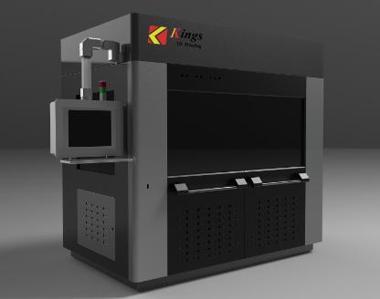 Промышленный sla 3d принтер KINGS600