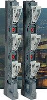 Предохранитель-выключатель-разъединитель ПВР-1 вертикальный 630А 185мм с V-обр. коннект. IEK