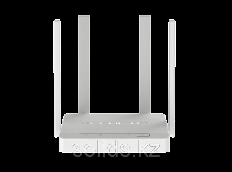 KEENETIC DUO Двухдиапазонный интернет-центр для подключения по VDSL/ADSL с Wi-Fi AC1200 USB