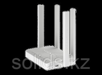 KEENETIC Viva Двухдиапазонный гигабитный интернет-центр с Mesh Wi-Fi AC1300 USB