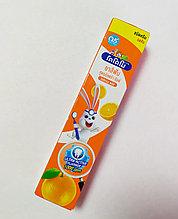 Зубная паста детская Kodomo . Апельсин, 40гр