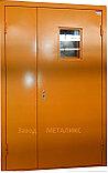 """Дверь противопожарная двупольная """"ДМП EI60"""" с остеклением ширина от 1100 мм., фото 2"""