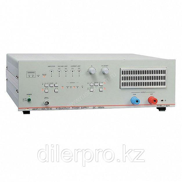 Усилитель мощности АКИП-1106A-10-30