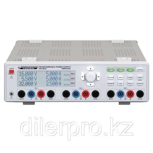 Программируемый двух- или трехканальный источник питания Rohde Schwarz HMP2020