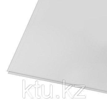Кассетный потолок Албес супер-хром алюминий