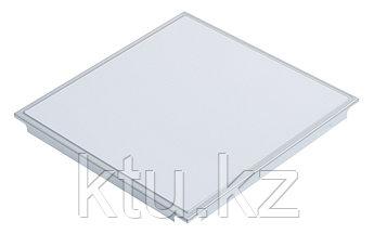 Кассетный потолок Албес белый матовый алюминий
