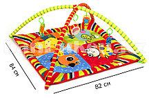 Развивающий коврик для малышей Fun Baby Fitness frame 127-01
