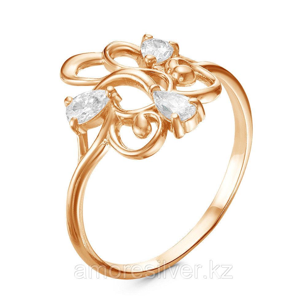 Серебряное кольцо с фианитом  Красная Пресня 23810599