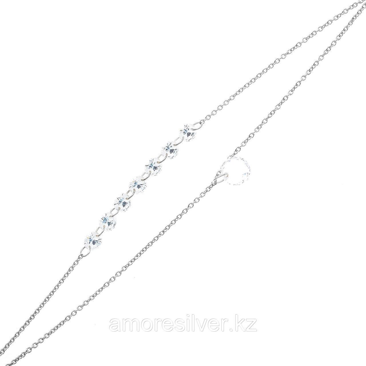 Браслет из серебра  Адамант Ср925Р-864703016
