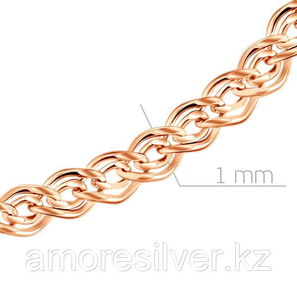 Цепь из серебра Бронницкий ювелир размеры 55  V1080500155