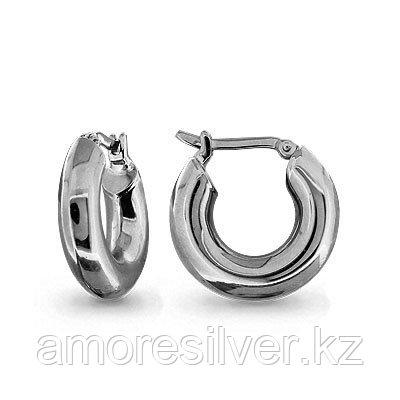 Серьги из серебра  Aquamarine 31359