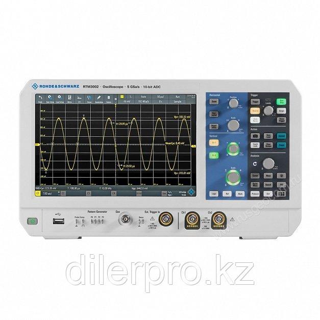 Осциллограф Rohde Schwarz RTM3002-B223 (RTM3000-32)