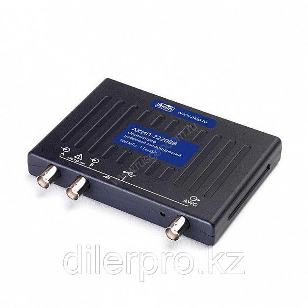 USB-осциллограф АКИП-72408B