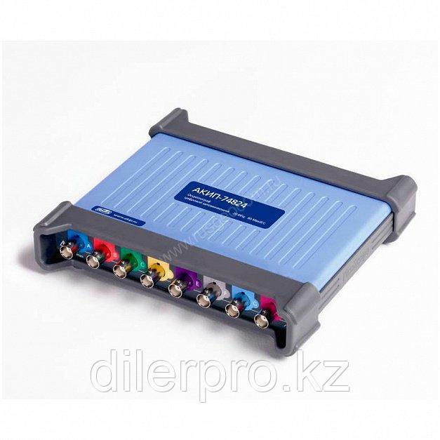 USB-осциллограф АКИП-74824