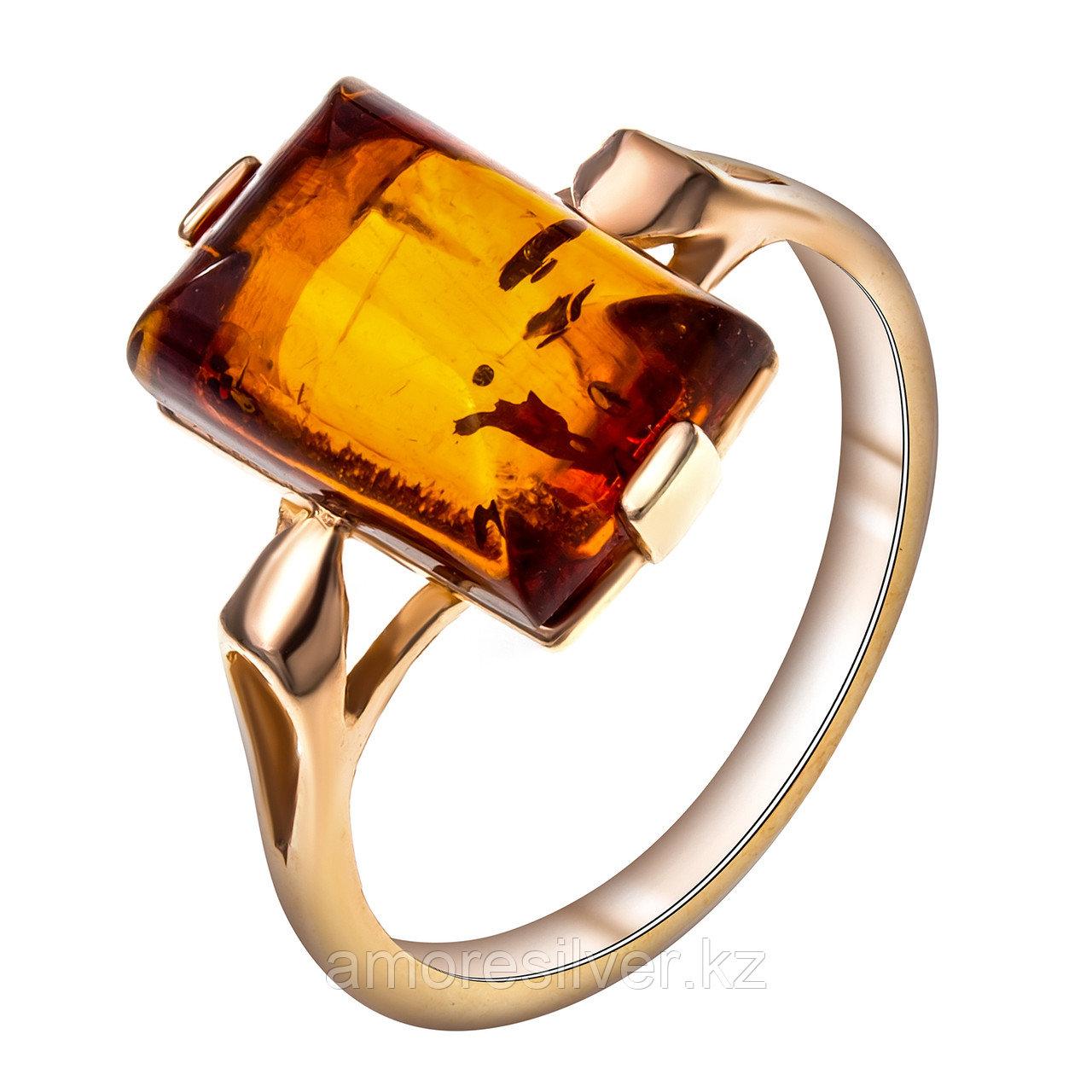 Серебряное кольцо с  и янтарем  ЯНТАРНАЯ ЛАГУНА 4LP158
