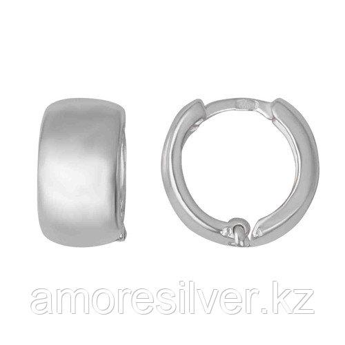Серебряные серьги  Красная Пресня 330676Д