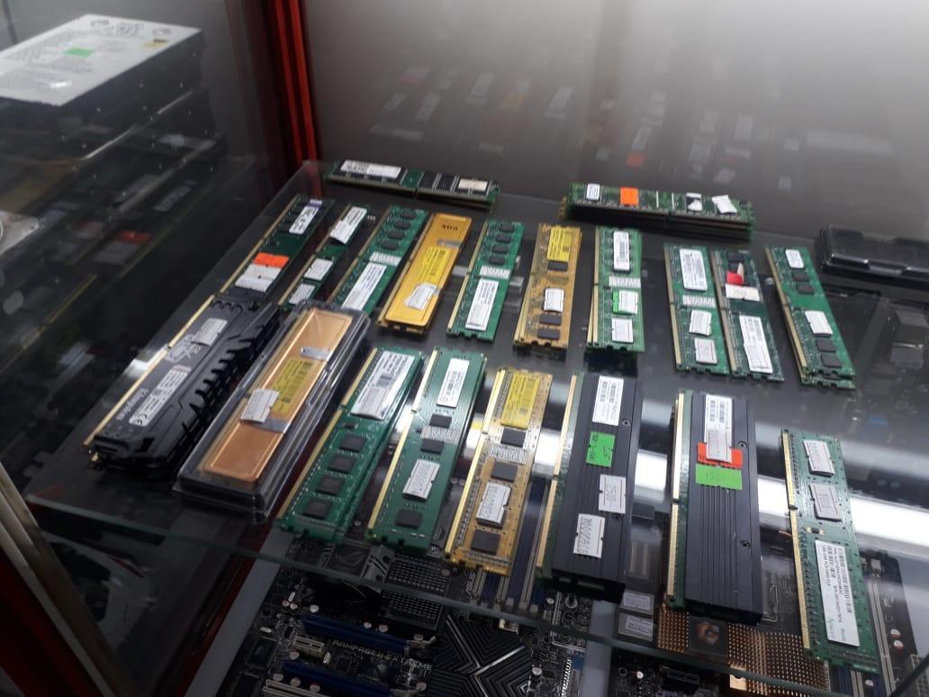 ОЗУ DDR 3/DDR 2/DDR