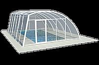 Павильон для бассейна из поликарбоната ELEONORA